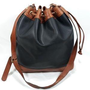BOTTEGA VENETA Marco Polo Drawstring Bucket Bag